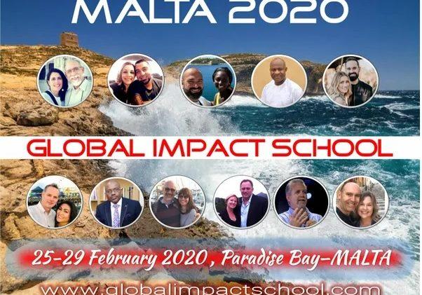 Global Impact School promo